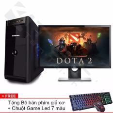 Bán Mua May Tinh Chơi Game I5 2400 Ram 8Gb 250Gb Dell 22 In Hà Nội