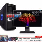 Ôn Tập May Tinh Chơi Game I5 3470 3570 Ram 8Gb 500Gb Dell 22In Vietnet Trong Hồ Chí Minh
