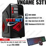 Cửa Hàng May Tinh Chơi Game Vngame 53T1 Core I5 3470 Gt730 8Gb 500Gb Chuyen Lol Fifa Đột Kich Stream Trong Hồ Chí Minh