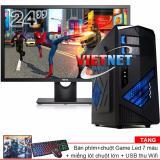 Cửa Hàng May Tinh Chuyen Game I5 3470 3570 Card Rời 2Gb Ram 8Gb 1Tb Dell 24In Vietnet Hồ Chí Minh
