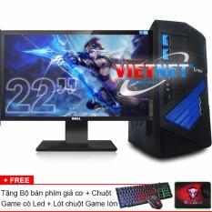 Mã Khuyến Mại May Tinh Chuyen Game Core I5 3330 Ram 16Gb 1Tb Dell 22 Inch Vietnet Trong Hồ Chí Minh