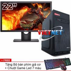 Hình ảnh Bộ máy tính core i5 3470 RAM 8GB 500GB Dell 22in (VietNet)
