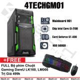 Giá Bán May Tinh Để Ban Chơi Game 4Techgm01 Core I3 Ram 4Gb Hdd 500Gb Vga Rời Gt630 Chuyen Lol Fifa Tặng Phim Chuột Gaming Dareu Brand Mới