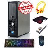 Ôn Tập May Tinh Để Ban Dell Optiplex 780 Sff Core 2 Duo E8400 Ram 2Gb Hdd 160Gb Qua Tặng Hang Nhập Khẩu