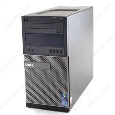 Máy Tính Để Bàn Dell Optiplex 990 MT Core i5-2400 4x3.10 Ram3 4G Hdd 500gb (Tặng Bộ Bàn Phím + Chuột + USB Wifi) – Hàng Nhập Khẩu(Đen)