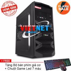 Ôn Tập May Tinh Để Ban Intel Core 2Duo E8400 Ram 2Gb 250Gb Vietnet