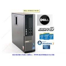 Máy Tính Đồng Bộ Dell 990  ( Core I5 /4G / SSD 128G ) - Hàng Nhập Khẩu Nhật Bản