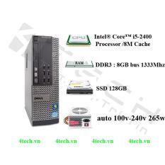 Giá Bán May Tinh Đồng Bộ Dell 990 Core I5 8G Ssd 128G Hang Nhập Khẩu Hà Nội