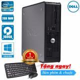 Ôn Tập May Tinh Đồng Bộ Dell Optiplex 745 Sff Core 2 Duo Ram 2Gb Hdd 160Gb Tặng Ban Phim Va Chuột Bosston Hang Nhập Khẩu