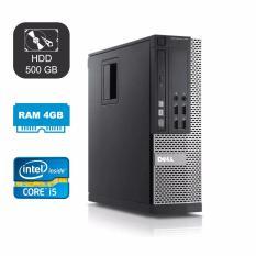 Máy tính đồng bộ Dell Optiplex 790 core i5 RAM 4GB HDD 500GB - Hàng nhập khẩu