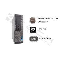 Bán Mua May Tinh Đồng Bộ Dell Optiplex 990 Core I3 Ram 4Gb Hdd 250Gb Hang Nhập Khẩu Xam