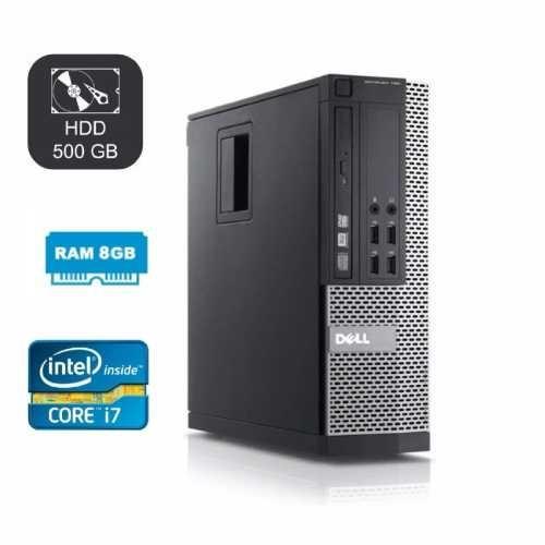 Hình ảnh Máy tính đồng bộ Dell Optiplex 990 core i7 RAM 8GB HDD 500GB