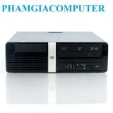 Giá Bán Rẻ Nhất May Tinh Đồng Bộ Hp 3000 Pro Sff Core E8400 4Gb Ram3 160Gb Hdd Đen