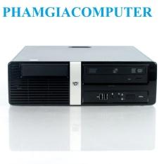 Hình ảnh Máy tính đồng bộ HP 3000 Pro SFF Core E8400 , 4GB RAM3, 160GB HDD (Đen)