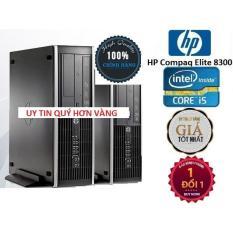 Máy tính đồng bộ HP Compaq Elite 8300 SFF ( Core i5 / 4G/ 250G )