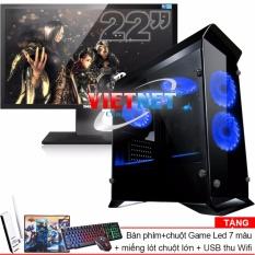 Bán May Tinh Game Khủng I5 4460 Card Rời 2Gb 1030 Ram 8Gb 500Gb Ssd120Gb Dell 22In Vietnet Computer Rẻ