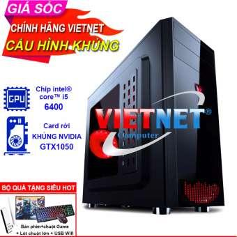 máy tính game siêu mạnh i5 6400 h110 card nvidia 1050 ram 8gb 250gb