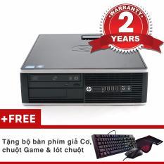 Máy tính nguyên bộ HP 6200 Pro SFF (Core i5 2500, Ram 16GB, SSD 240GB) + Quà Tặng - Hàng Nhập Khẩu
