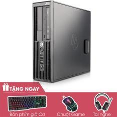 Máy tính nguyên bộ HP WORKSTATION Z200 SFF (Core I5, Ram ECC 16GB, SSD 240GB) + Quà Tặng – Hàng Nhập Khẩu