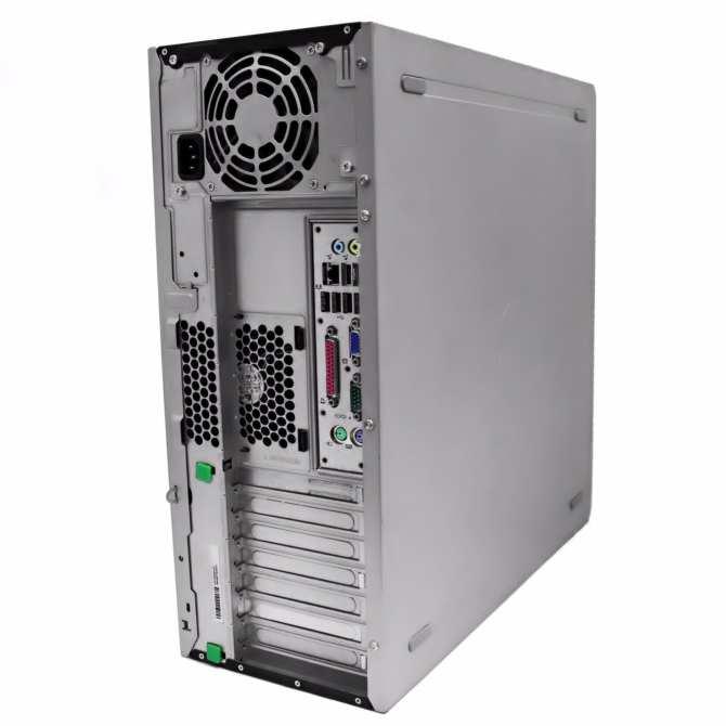 Hình ảnh Máy tính văn phòng HP DC 7800 MT (Core 2 Duo E8500, Ram 8GB, SSD 240GB) + Quà Tặng - Hàng Nhập Khẩu