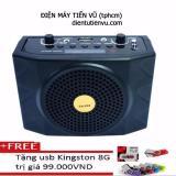 Bán May Trợ Giảng Hong Kong Electronics Sn 898 Tặng Usb 8Gb Co Nhạc Đen Nguyên