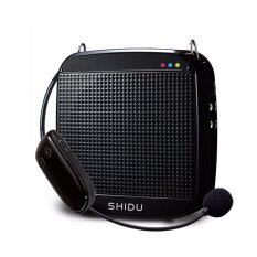Máy trợ giảng không dây Shidu SD-S613 Đen (2.4G) [Hãng phân phối chính thức]
