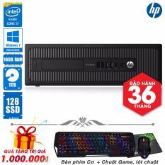 Hình ảnh Máy vi tính bàn chơi game HP EliteDesk 800 G1 SFF core i7 4770, Ram 16GB, SSD 128GB, HDD 1TB (Tặng phím Cơ, chuột Game, lót chuột)