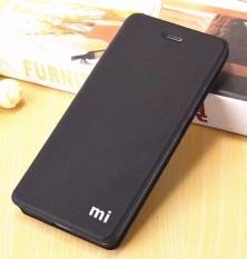 Bán Mua Mi Logo Da Flip Cover Ốp Lưng Cho Xiaomi Redmi 5A Quốc Tế