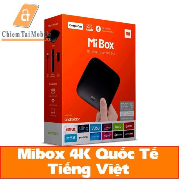 Bảng giá Mibox Android TV 4K Global bản quốc tế