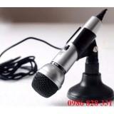 Mua Mic Mini Cao Cấp Cho Hat Karaoke M9 Oem