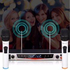 Bán Mich Hat Karaoke Bộ Dan Micro Khong Day Chất Lượng Cao Nkaus 700 Mic Cực Nhạy Chống Hu Rẻ