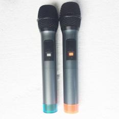Hình ảnh 1 CÂY Micro karaoke cao cấp cho loa kéo di động tần số 268.85 thay thế micro loa kéo bị hư