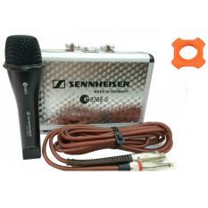 Micro Dây Hát Karaoke Cao Cấp Sennheiser 838II-S Hát Cực Hay Tặng Bảo Vệ Micro Duy Nhất Khuyến Mại Hôm Nay