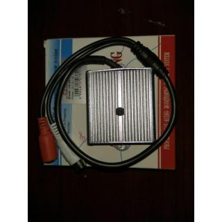 Micro độ nhạy cao chuyên dụng cho hệ thống camera giám sát GK-801A thumbnail