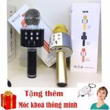 Mua Micro Hat Karaoke Sd 08 Mic Hat Karaoke Kiem Loa Bluetooth Moc Khoa Thong Minh Rẻ
