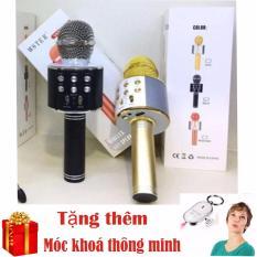 Bán Micro Hat Karaoke Sd 08 Mic Hat Karaoke Kiem Loa Bluetooth Moc Khoa Thong Minh Hà Nội Rẻ