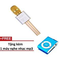 Ôn Tập Micro Hat Karaoke Q9 3 Trong 1 Vang Tặng May Nghe Nhạc Mp3