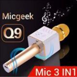 Mã Khuyến Mại Micro Hat Karaoke Q9 Micgeek Kem Loa Bluetooth Rẻ