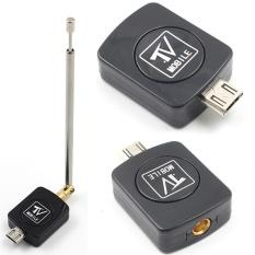 Hình ảnh Micro Chất Lượng Cao USB DVB-T HD Bộ Giải Mã TRUYỀN HÌNH Kỹ Thuật Số Vệ Tinh Dongle Cho Điện Thoại TIVI Giai Điệu-quốc tế