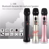 Bán Micro Karaoke Bluetooth Cao Cấp Thế Hệ Mới L 598 Am Thanh Chất Lượng Gold Rẻ Nhất