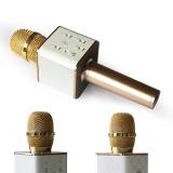 Micro Karaoke Bluetooth Kem Loa Q7 Vang Oem Chiết Khấu 30