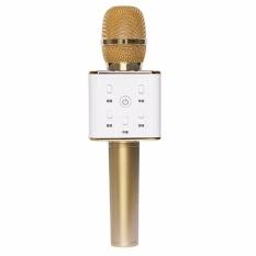 Ôn Tập Micro Karaoke Bluetooth Kiem Loa Q7 3 Trong 1 Oem Trong Hà Nội