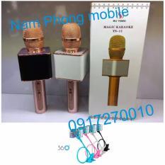 Bán Mua Micro Karaoke Bluetooth Kiem Loa Ys 11 Vang Hồng Kẹp Điện Thoại Xoay 360 Độ Mới Hà Nội