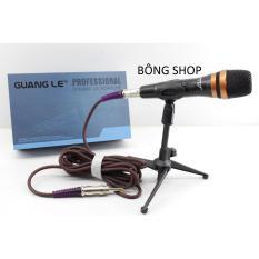 Mua Micro Karaoke Guang Le Gl 3900 Co Day Trực Tuyến Quảng Ninh