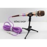 Giá Bán Micro Karaoke Guang Le Gl P6 Co Day No Nguyên