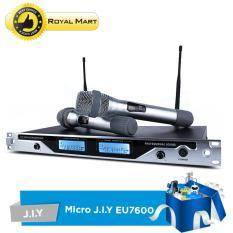 Bán Micro Karaoke Khong Day J I Y Eu7600 Mang San Khấu Về Ngoi Nha Bạn Xam Hang Phan Phối Chinh Thức Rẻ Trong Hà Nội