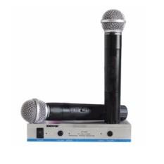 Hình ảnh Micro karaoke không dây Shure UT-2458