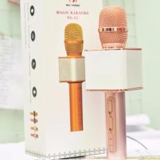 Mua Micro Karaoke Loa Ys 11 3In1 Mic Kara Loa Bluetooth Trong Hà Nội