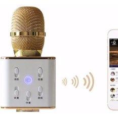 Bán Mua Micro Kem Loa Bluetooth Q7 Thế Hệ Mới