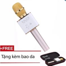 Giá Bán Micro Kèm Loa Hát Karaoke Q9 Oem
